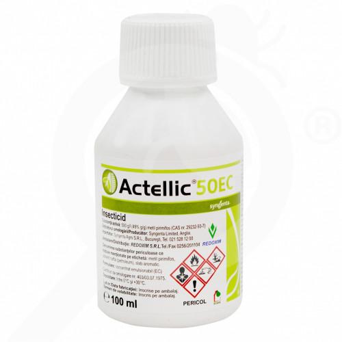 eu syngenta insecticid agro actellic 50 ec 100 ml - 1