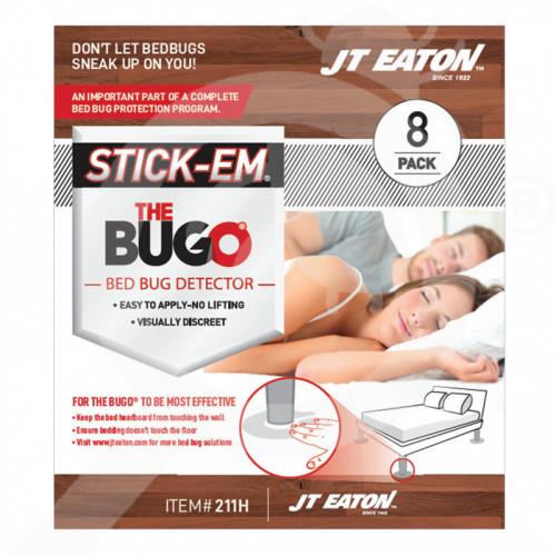 eu jt eaton trap the bugo bed bug 211h set of 8 - 0