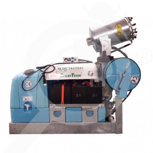 eu spray team sprayer fogger elite 300 48v battery - 0