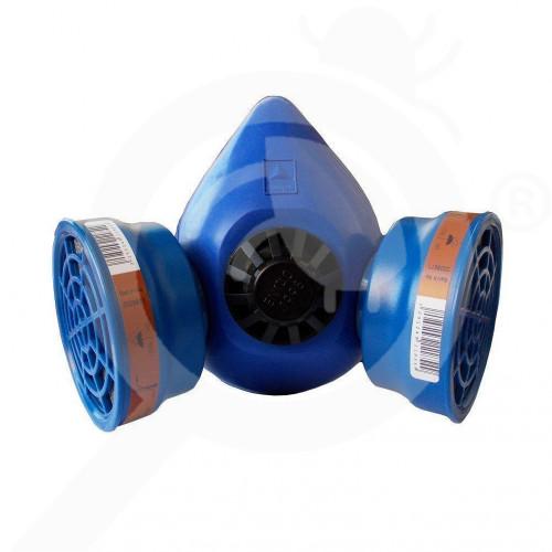 eu deltaplus safety equipment mars m3200 half mask - 5