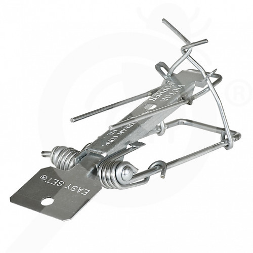 eu woodstream trap victor easy set gopher trap 0611 set of 2 - 0