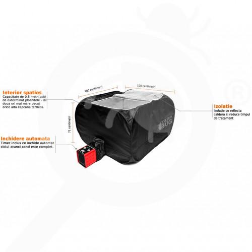 eu zappbug special unit oven 2 9504 thermal bag - 10