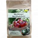 fr schacht fertilizer organic for fruit trees 2 kg - 1, small