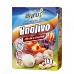 fr agro cs fertilizer organo onion garlic flower bulb 1 kg - 0, small