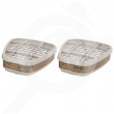 fr 3m mask filter 6051 a1 2 p - 1, small