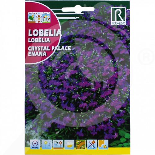 fr rocalba seed lobelia crystal palace enana 0 5 g - 0, small