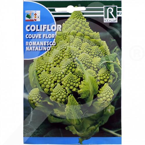 fr rocalba seed cauliflower romanesco natalino 8 g - 0, small