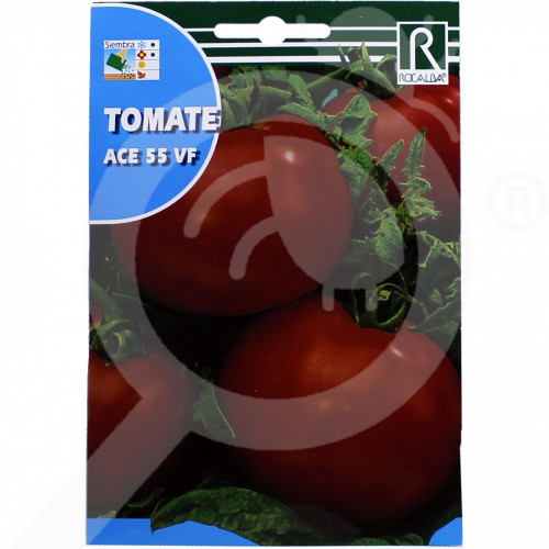fr rocalba seed tomatoes ace 55 vf 100 g - 0, small