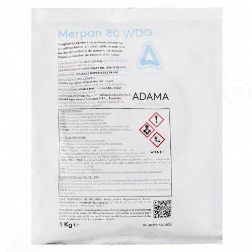 fr adama fungicide merpan 80 wdg 1 kg - 1, small