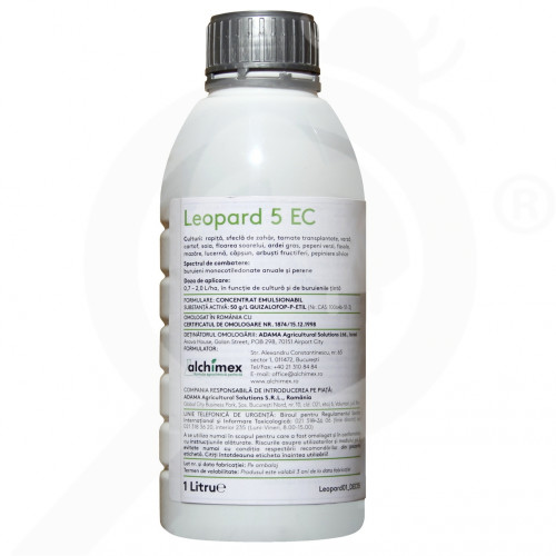 fr adama herbicide leopard 5 ec 1 l - 1, small