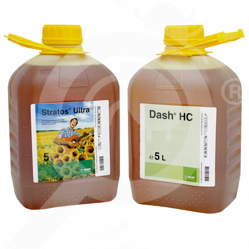 fr basf herbicide stratos ultra 5 l adjuvant dash 5 l - 1, small