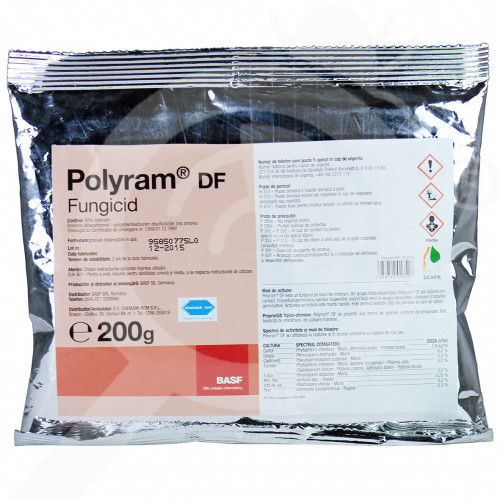 fr basf fungicide polyram df 200 g - 3, small