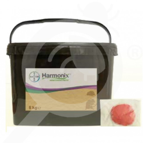 fr bayer attractant harmonix monitoring paste 5 kg - 1, small