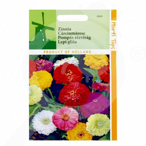fr pieterpikzonen seeds zinnia dahlia 1 g - 1, small