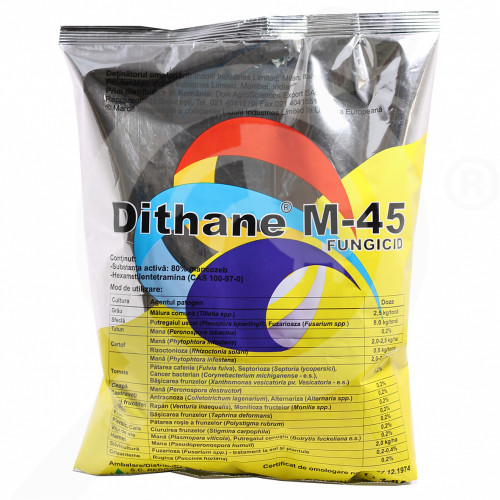 fr dow agro sciences fungicide dithane m 45 1 kg - 1, small