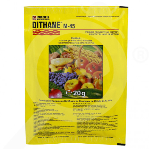 fr dow agro sciences fungicide dithane m 45 20 g - 1, small