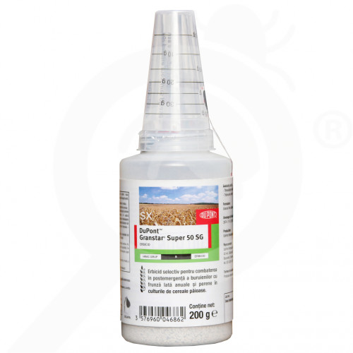 fr dupont herbicide granstar super 50 sg 200 g - 2, small