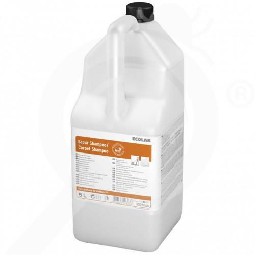 fr ecolab detergent carpet shampoo 5 l - 1, small