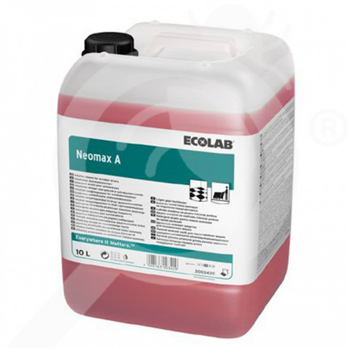 fr ecolab detergent neomax a 10 kg - 1, small