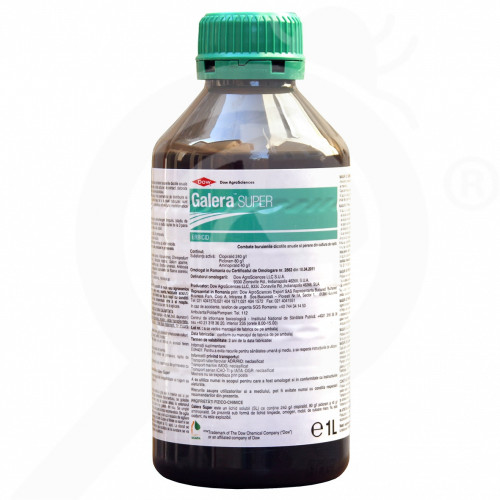 fr dow agro sciences herbicide galera super 1 l - 1, small