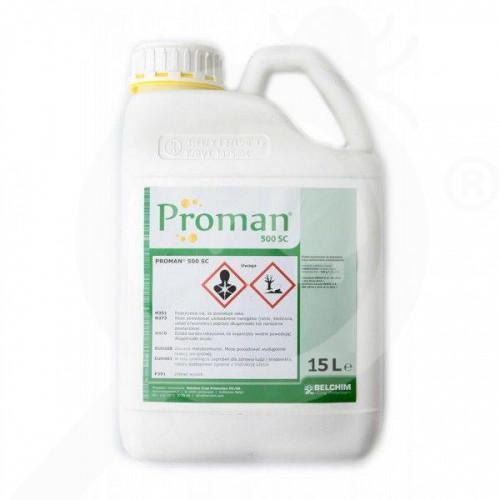 fr belchim herbicide proman 15 l - 1, small