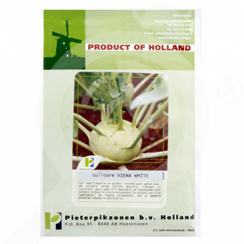 fr pieterpikzonen seeds viena white 10 g - 1, small
