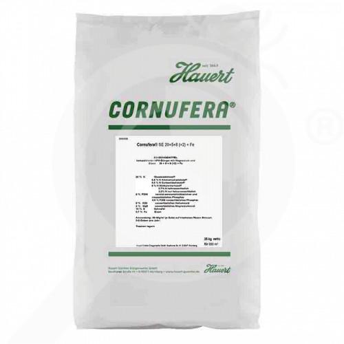 fr hauert fertilizer cornufera se fine granular 25 kg - 0, small