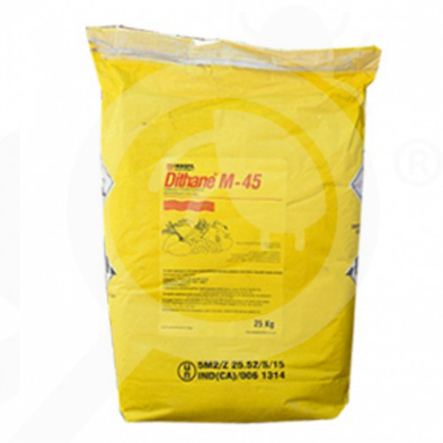 fr dow agro fungicide dithane m 45 25 kg - 2, small