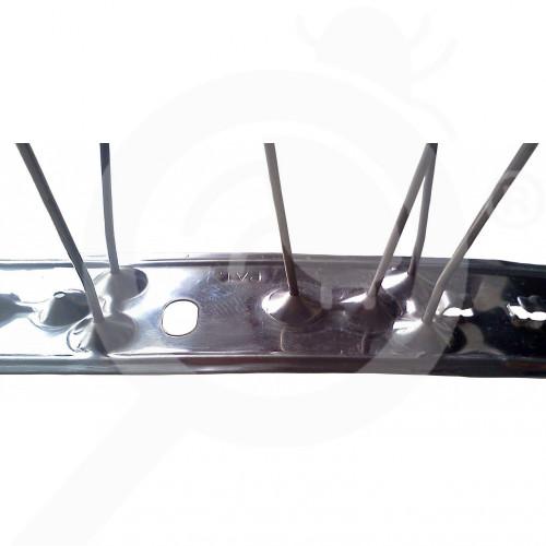 fr eu repellent bird spikes 66 25 steel - 0, small