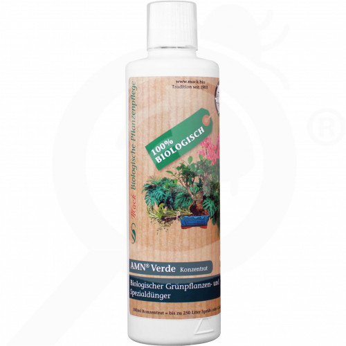 fr mack bio agrar fertilizer amn verde 500 ml - 0, small