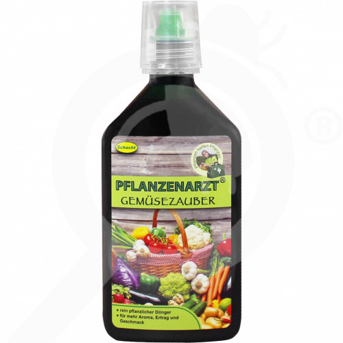 fr schacht fertilizer organic vegetable gemusezauber 350 ml - 1, small