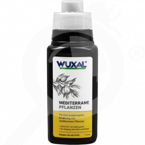 fr hauert fertilizer wuxal mediterranean plants 250 ml - 0, small