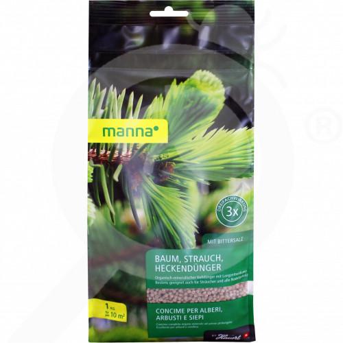 fr hauert fertilizer ornamental conifer shrub 1 kg - 1, small