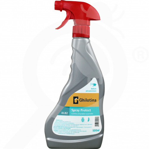 fr ghilotina insecticide i8 2 protect spray bedbugs ticks 500 ml - 2, small