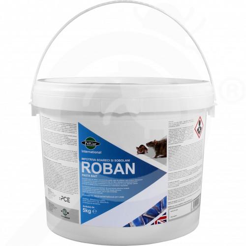 fr pelgar rodenticide roban pasta bait 5 kg - 0, small