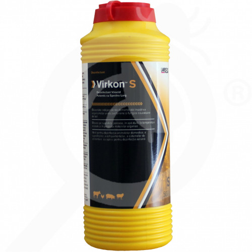 fr dupont disinfectant virkon s powder 500 g - 1, small