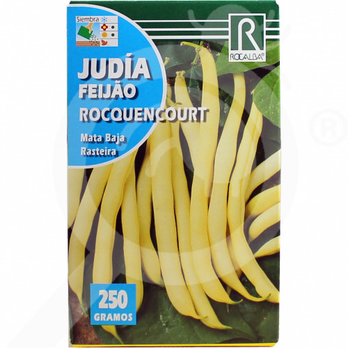 fr rocalba seed yellow beans rocquencourt 250 g - 0, small