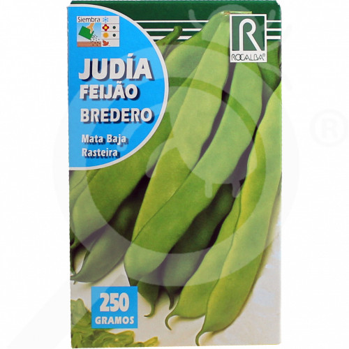 fr rocalba seed green beans bredero 250 g - 0, small