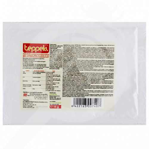 fr ishihara sangyo kaisha insecticide agro teppeki 15 g - 1, small