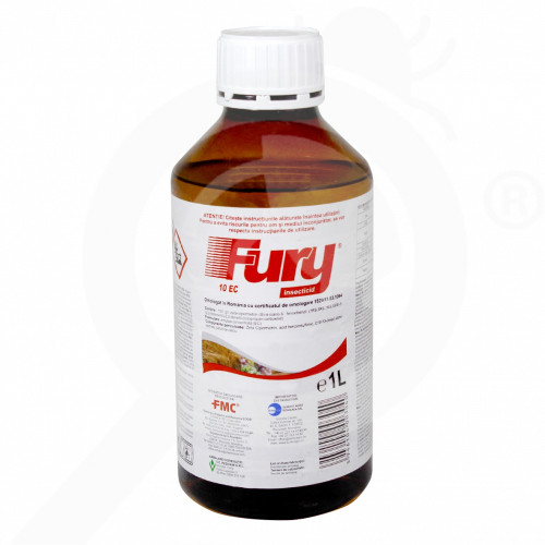 fr summit agro insecticide agro fury 10 ec 1 l - 1, small
