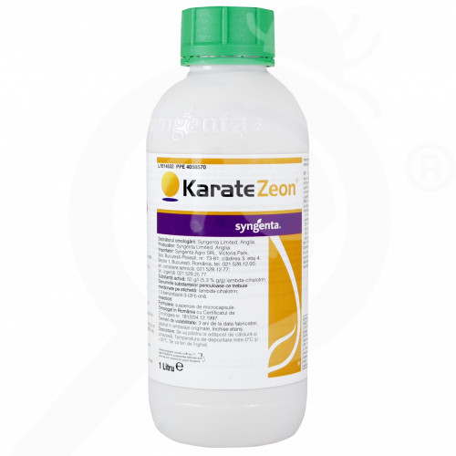 fr syngenta insecticide agro karate zeon 50 cs 1 l - 1, small