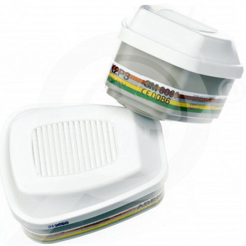 fr 3m mask filter 6099 2 p - 1