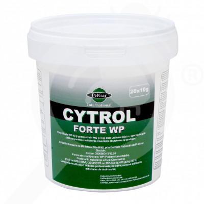 hu pelgar insecticide cytrol forte wp 200 g - 1