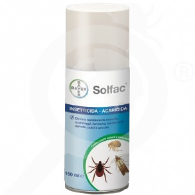 hu bayer insecticide solfac automatic forte nf 150 ml - 0