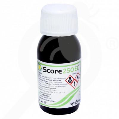 hu syngenta fungicide score 250 ec 50 ml - 1