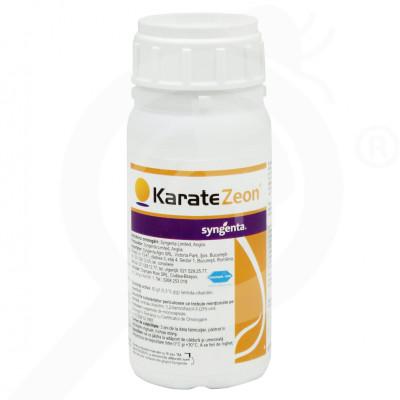 hu syngenta insecticide crops karate zeon 50 cs 100 ml - 1