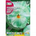 hu rocalba seed pansy amor perfeito gigante de suiza blanco 0 5  - 0, small