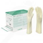 hu b braun safety equipment vasco surgical powdered 7 5 - 1, small