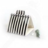 hu agrisense trap black stripe delta kit - 1, small