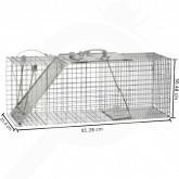 hu woodstream trap havahart 1085 one entry animal trap - 1, small